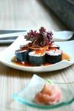 Japan sushi Royaltyfria Bilder