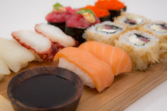 Japan-Sushi Stockbild