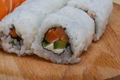 Japan sushi set Royalty Free Stock Photography