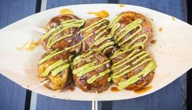 Japan Takoyaki Stock Images