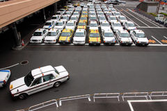 Japan Taxi Stock Photos
