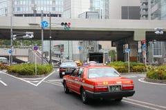 Japan taxi Stock Photography