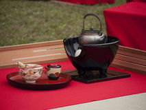 Japan tea Royalty Free Stock Photos
