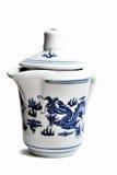 Japan teapot Stock Photography