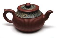 japan teapot Arkivfoton
