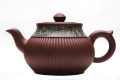 japan teapot Arkivfoto