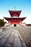 japan tempel Royaltyfri Fotografi
