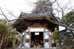 Japan tempel Royaltyfria Foton