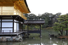 japan tempel Royaltyfri Bild