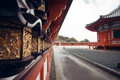 Japan Temple Stock Image