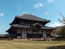 Japan temple royalty free stock image