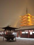 Japan temple , Asakusa Sensoji Royalty Free Stock Image