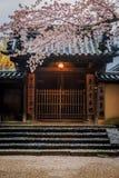 Japan temple Royalty Free Stock Photos