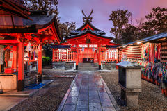 Japan temple Stock Photos