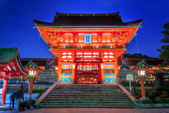 Japan temple Royalty Free Stock Images