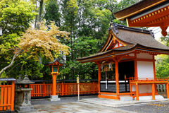 Japan temple Stock Photography