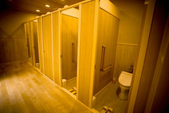 Japan toilet Royalty Free Stock Images