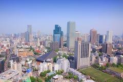 Japan - Tokyo Arkivbild