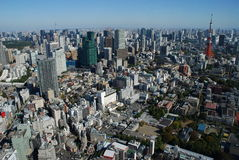 japan Tokyo Zdjęcie Royalty Free