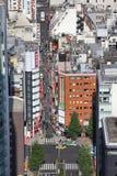Japan - Tokyo Arkivbilder
