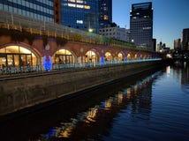 Japan in Tokyo. Akiba electronic city Stock Image