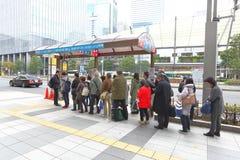 Japan: Tokyo street view Stock Photos