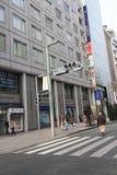 Japan Tokyo street view Royalty Free Stock Photos