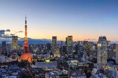 Japan at Tokyo Tower,Tokyo Stock Photography