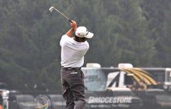 Japan Tour golfer Yuta Ikeda Stock Images