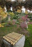 Japan-trädgård Royaltyfri Fotografi