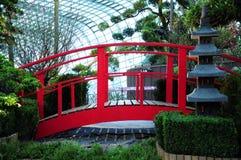 Japan trädgård Royaltyfria Foton
