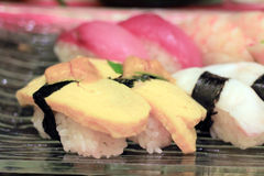 Japan traditional food Royalty Free Stock Images