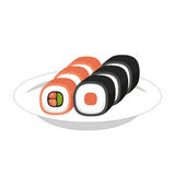 Japan travel food sushi Stock Photo