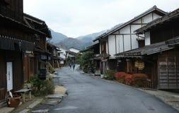 Japan Tsumago Stock Afbeelding