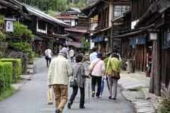 Japan - Tsumago Royalty Free Stock Photo