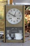 Japan Wall Clock Stock Photography