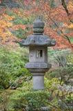 Japan Water Garden Pagoda. Royalty Free Stock Image