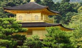 japan złoty pawilon Kyoto Zdjęcie Royalty Free