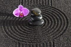 Japan zen garden Stock Photography