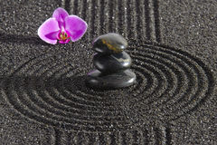 Japan zen garden Stock Images