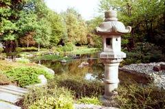 japanease公园 免版税库存图片