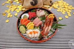 Japanease食物设计 免版税图库摄影