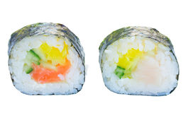 Japaneese sushi Royalty Free Stock Photos