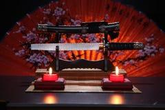 japanen raspar Arkivfoto