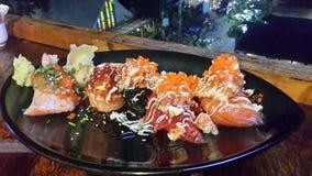 Japaner Foob-Sushi Lizenzfreie Stockfotos