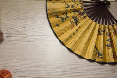 Japaner lockert Nahaufnahme auf Lizenzfreie Stockbilder