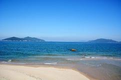 Japaner-Oktober-Strand/Strand Fukuok Ikinomathubara Stockbilder