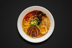 Japaner ramen Nudeln Stockfotos