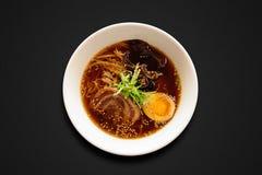 Japaner ramen Nudeln Lizenzfreies Stockfoto