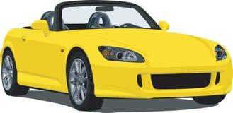 Japaner Sports Roadster Lizenzfreies Stockfoto